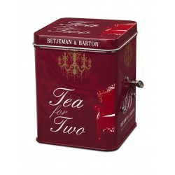 Musical tea caddy 'Tea for...