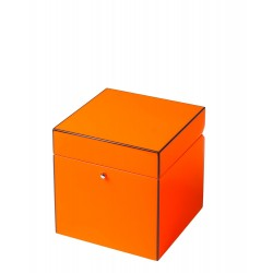 Tea chest - Orange
