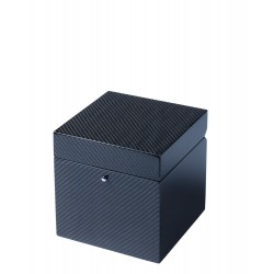 Tea chest - Carbon