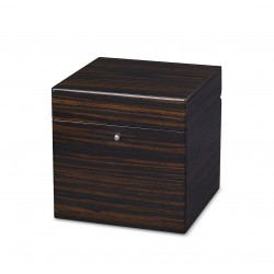 Tea chest - Macassar ebony