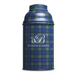Tea caddy Tartan collection