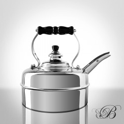 Chrome kettle