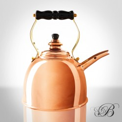 Copper dome kettle