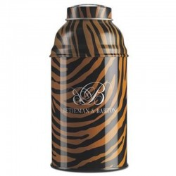 Tea caddy Zebra (125g)
