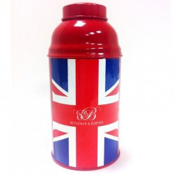 Tea caddy Union Jack (125g)