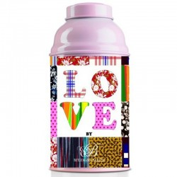 "Tea caddy ""Love"" collection..."