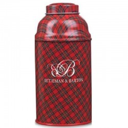 Tea caddy Red Tartan (125g)