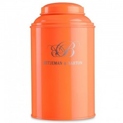 Tea caddy Neon Orange (250g)
