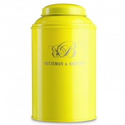 Tea caddy Neon Yellow (250g)