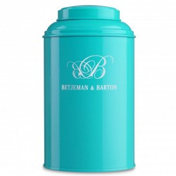 Tea caddy Turquoise (250g)