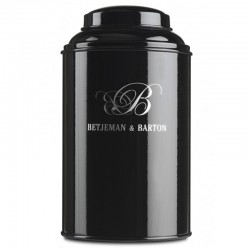 Tea caddy Black (250g)