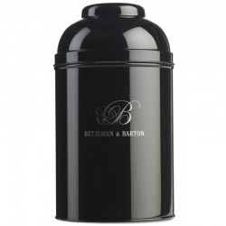 Tea caddy Black (500g)