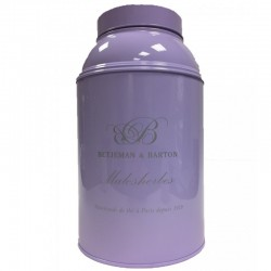 Tea caddy Malesherbes (1kg)