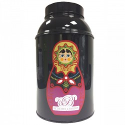 Tea caddy Russian Doll (1kg)