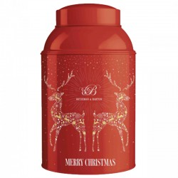 Tea caddy Christmas (1kg)