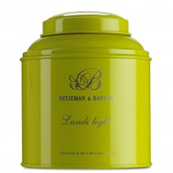 Lundi light (tea caddy)