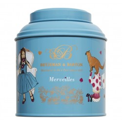Merveilles (125g tea caddy)