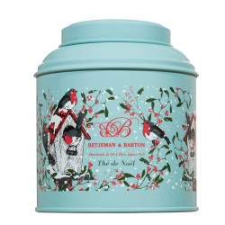 Robin (125g tea caddy)