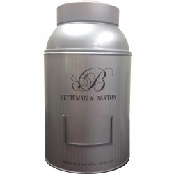 Tea caddy grey (1kg)