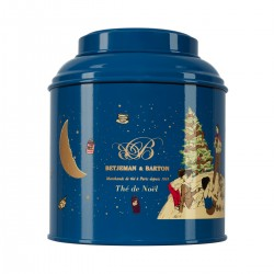 Christmas tea caddy (125g...