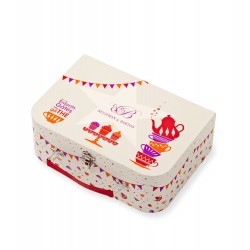 Tea suitcase - Mother's Day...